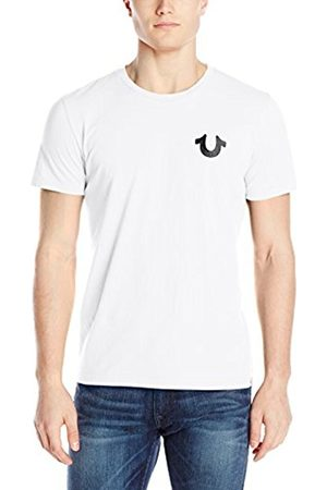 Men Short Sleeve - True Religion Men's Crafted with Pride Short Sleeve T-Shirt