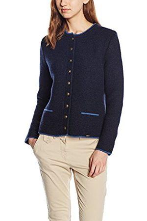 Women Jackets - Giesswein Women's Crew Neck Long Sleeve Jacket - - 12