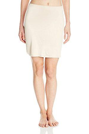 Women Skirts - Hanro Women's Satin Deluxe Plain Skirt