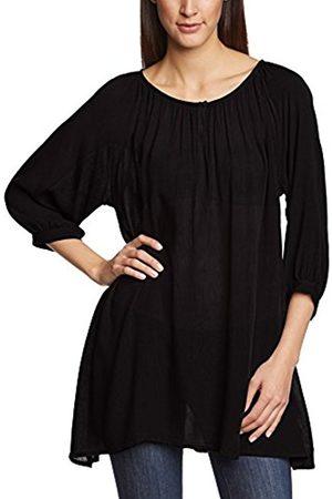 Kaffe Women's 3/4 Sleeve Blouse - - Schwarz ( deep 50600) - 10