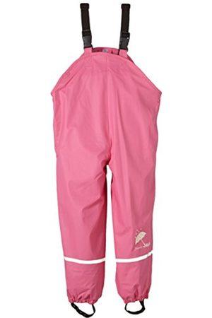 Trousers - Sterntaler Unisex Baby 5651445 Fleece Lining Rain Trousers