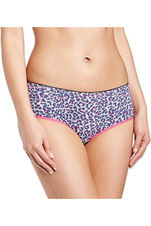 Women Printed Dresses - Wonderbra Women's Crazy Dressing Room Animal Print Sports Knickers