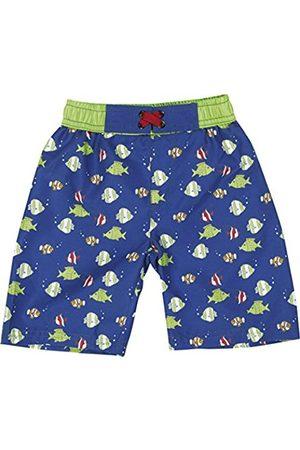 Boys Swim Shorts - Playshoes Boy's Swimming Fish Swim Shorts