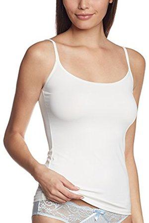 Women Vests & Camis - HUBER Women's Vest - Off- - UK 18
