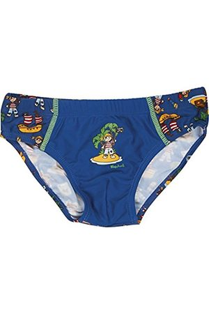 Boys Swim Shorts - Playshoes Boy's UV Sun Protection Swimming Pirate Island Trunks