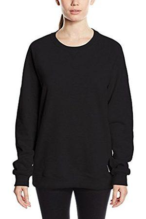 Women Sweatshirts - Trigema Women's Sweatshirt Schwarz (Schwarz 008) 18