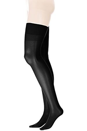 Women Tights & Stockings - Women's Perfect Suspender Stockings, 20 Den