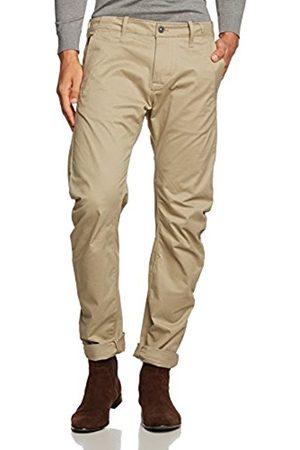 Men Slim & Skinny Trousers - G-Star Men's Bronson 3D Slim Slim Trousers, - (Dune 239)