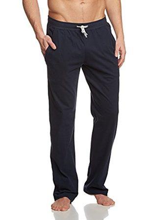Men Pyjamas - Schiesser Men's Hose Lang Pyjama Bottoms