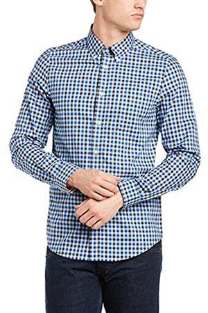 Men Long sleeves - Ben Sherman Men's New House Gingham Check Long Sleeve Shirt