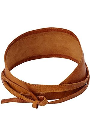 Women Belts - Pieces Women's VIBS LEATHER TIE WAIST BELT NOOS Belt