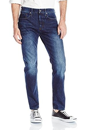 Men Tapered - G-Star Men's Stean 5689 Tapered Jeans, (Dark Aged)