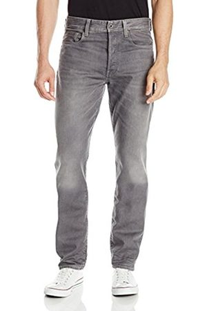 Men Tapered - G-Star Men's 3301 Tapered Tapered Jeans, (Light Aged)