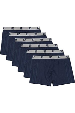 Men Boxer Shorts - 6-Pack Men's Retro Boxer Shorts, elastic and figure accentuating/