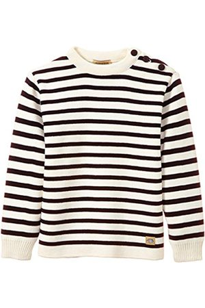 Jumpers & Sweaters - Armor.lux Unisex Baby K6648 Striped Jumper