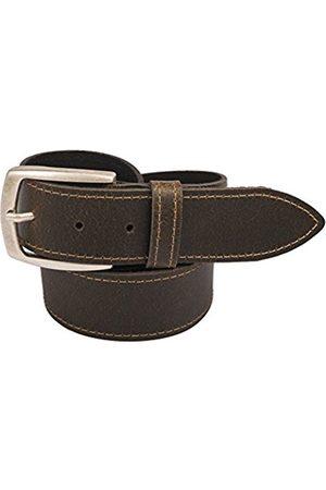 Belts - Werner Trachten Unisex 03902 Belt - brown - 85 cm
