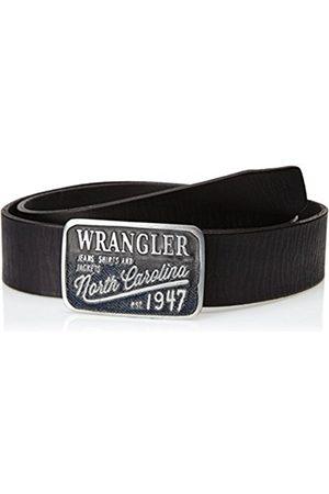 Men Belts - Wrangler Men's Cut to Fit Denim Buckle Belt