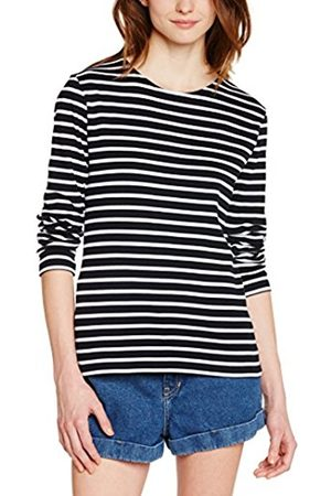 Women Long Sleeve - Armor.lux Women's 4277 Striped Long Sleeve T-Shirt