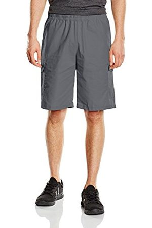 Men Shorts - Trigema Men's Shorts Grey 34