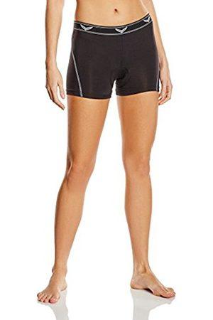 Women Shorts - Trigema Women's Damen Rad-unterhose Sports Knickers - - UK 10