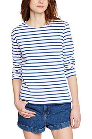 Women Long Sleeve - Armor.lux Women's 4277 Striped Long Sleeve T-Shirt