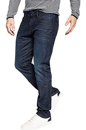 Men Straight - Esprit Collection Men's 5 Pocket Straight Leg Jeans