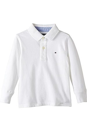 Boys Polo Shirts - Tommy Hilfiger Tommy Boy's Polo Long Sleeve Shirt