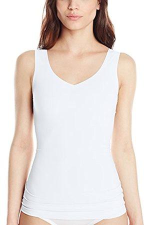 Women Tank Tops - Maidenform Women's Sleek Smoothers 2 Way Tank Plain Shapewear Top