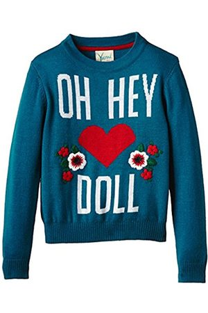 Girls Jumpers & Sweaters - Yumi Girl's Oh Hey Doll Jumper