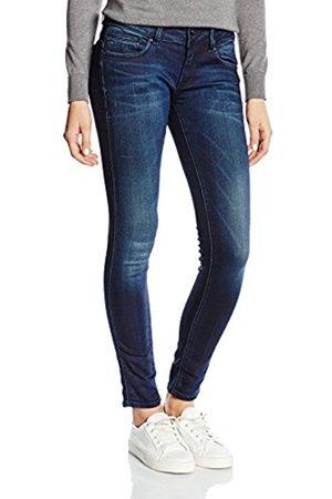 Women Skinny - G-Star Women's Midge Cody Skinny Jeans, (Light Aged Destroy)