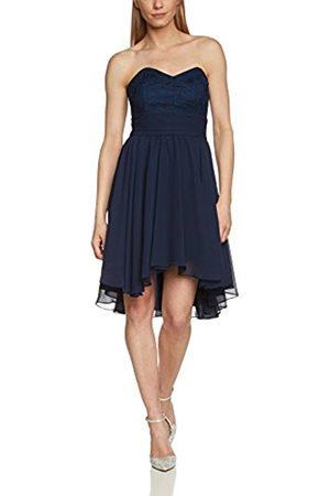 Women Party & Evening Dresses - Swing Women's Cocktail Plain Sleeveless Dress