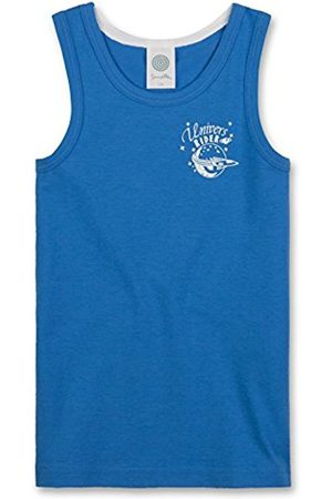 Boys Vests & T-shirts - Sanetta Boy's Vest - - 18-24 months