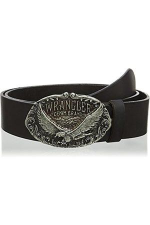 Men Belts - Wrangler Men's Ctf Eagle Buckle Belt