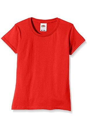 Girls T-shirts - Fruit Of The Loom Girl's SS125B T-Shirt