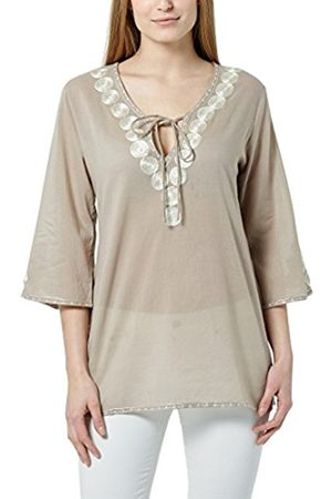 Women Blouses - Women's Tunic With Embroidery