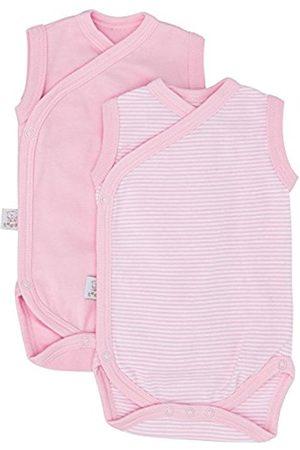 Rompers - Baby-Girls 9404200 Striped Sleeveless Set of 2 Bodysuit