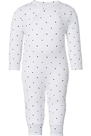 Rompers - Noppies Unisex Baby V-Neck Long Sleeve Footies - - 3-6 Months