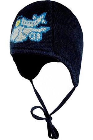 Hats - Döll Baby Boys Binde-Inkamütze Strick Hat
