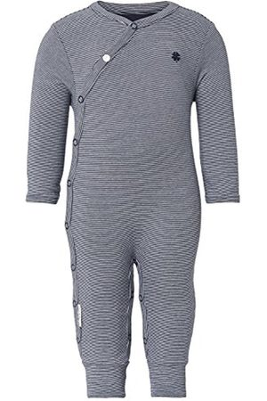 Rompers - Noppies Baby Boys B Playsuit jrsy Quin Striped Long Sleeve Footies