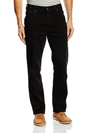 Men Straight - Wrangler Men's Texas Stretch Straight Jeans, Overdye