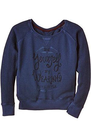Girls Sweatshirts - Petrol Industries Girl's Printed Round Collar Long sleeve Sweatshirt - - 10 Years