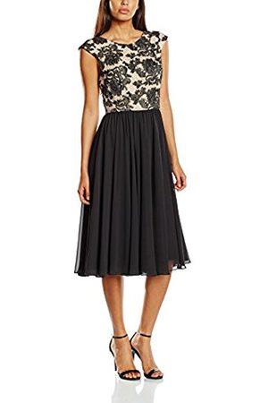Women Sleeveless Dresses - Swing Women's sleeveless Dress - Multicoloured - 18