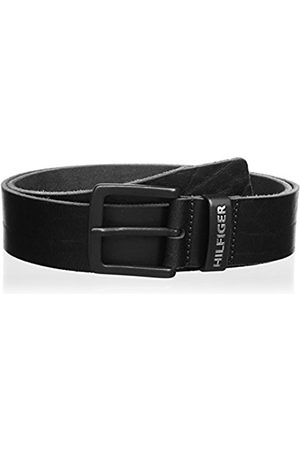 Men Belts - Tommy Hilfiger Men's Original Logo Belt