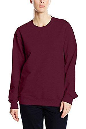 Women Sweatshirts - Trigema Women's Sweatshirt Rot (sangria 89) 10