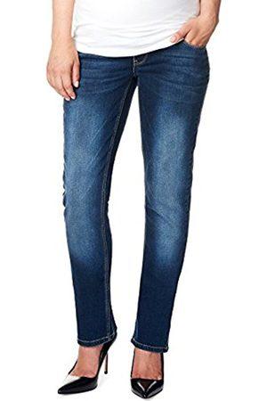 Women Straight - Noppies Women's Straight Leg Maternity Jeans - - UK 24