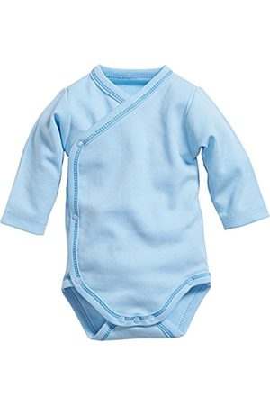 Rompers - Schnizler Baby-Boys Wrap-Around Long Sleeve Bodysuit