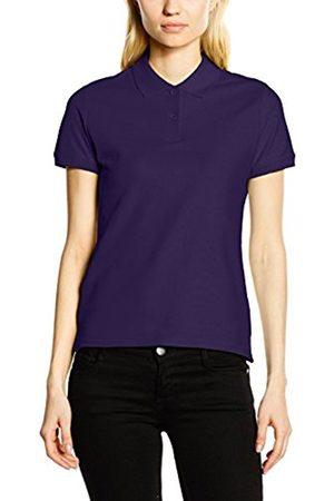 Women Polo Shirts - Fruit Of The Loom Women's SS078M Polo Shirt