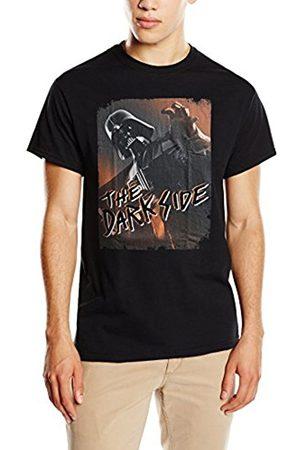 Men Short Sleeve - STAR WARS Men's Halloween Dark Side Vader Short Sleeve T-Shirt
