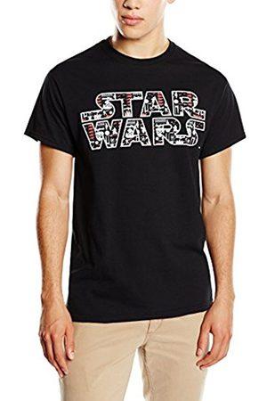 Men Short Sleeve - STAR WARS Men's VII Villians Logo Pattern Short Sleeve T-Shirt