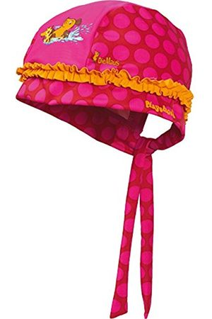 Girls Caps - Playshoes Girl's UV Sun Protection Headscarf, Swim Cap Mouse Headband